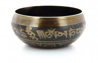 Campana Tibetana Dorje - Diametro 10 cm