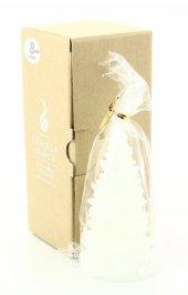 Candela a Forma di Albero Bianca