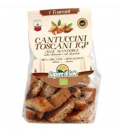 Cantuccini Toscani IGP alle Mandorle Bio