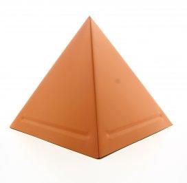 Cappello Sovrapiramidale Arancione