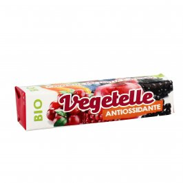 "Caramella Bio Mix Frutta e Verdura ""Vegetelle"" - Antiossidante"