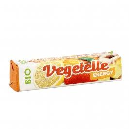"""Caramella Bio Mix Frutta e Verdura """"Vegetelle"""" - Energy"""
