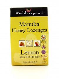 Caramelle al Miele Manuka Attivo con Limone e Propoli d'Ape