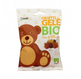 Caramelle Orsetti Gelè Bio - Gusti Assortiti