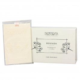 Card Profumate per Armadio e Cassetti Rugiada (Bergamotto e Cedro)