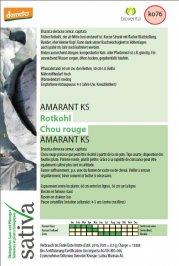 "Cavolo Viola ""Amarant"" Ks - ko76"