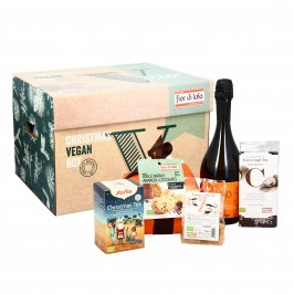 "Cesto Natale Biologico ""Vegan Box"""
