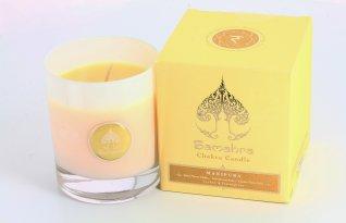 Manipura Giallo con Litchi e Citronella - Chakra Candle