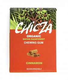 Chewing-Gum Biologico - Chicza Cinnamon
