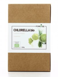 Chlorella Bio in Polvere