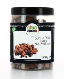 Semi di Cacao Crudi - Criollo Variety Bio