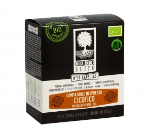 "Miscela Cereali Bio Bevanda ""Cicofico"" - Capsule Compatibili"
