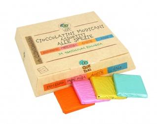 Cioccolatini Modicani alle Spezie