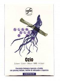 Ozio - Cioccolato Biologico