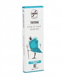 Cioccolato di Modica Bio - Tritone - 50 gr.