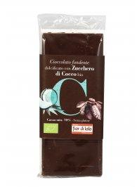 Cioccolato Fondente con Zucchero di Cocco