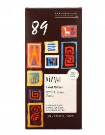 Cioccolato Fondente Extra 89% dal Perù