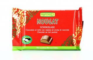 Cioccolato al Latte con Ripieno di Crema alla Nocciola