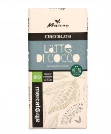 Cioccolato con Latte di Cocco Bio