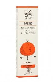 Cioccolato di Modica Bio al Mandarino - Darino