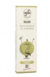 Cioccolato di Modica Bio al Pepe Bianco - Rajah