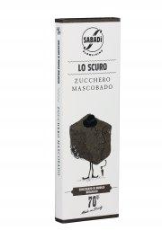 Cioccolato di Modica Bio - lo Scuro - 50 gr.