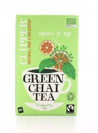 Tè Verde Speziato