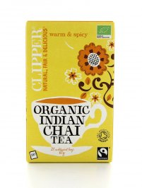 Clipper - Indian Chai Bio