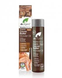 Olio Corpo e Capelli al Cacao - Organic Cocoa Butter