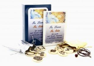 Io, Luna  Io, Sole - Libro + 15 Simboli