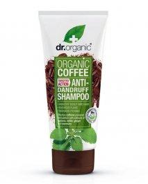 SHAMPOO ANTIFORFORA CON CAFFè - ORGANIC COFFEE Arricchita con zenzero, menta e pepe nero di Dr. Organic