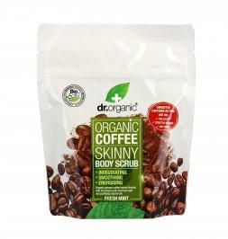 Scrub Corpo Tonificante al Caffè - Organic Coffee
