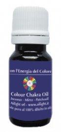 Colour Chakra Oil Indaco - Intuizione, visione, espansione