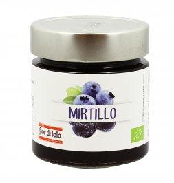 Composta di Mirtillo Bio 250 gr.