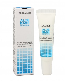 Contorno Occhi Decongestionante - Aloe Base Sensitive