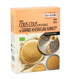 Cous Cous Integrale Bio di KAMUT® - grano khorasan