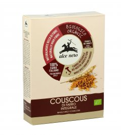 Couscous di Farro Integrale Biologico