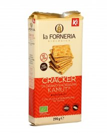 Cracker KAMUT® Grano Khorasan Bio - La Forneria
