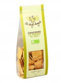 Crackers di Farina di Ceci Bio