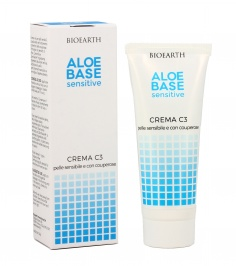 Crema Viso C3 - Aloe Base Sensitive