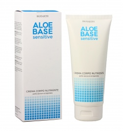 Crema Corpo Nutriente - Aloe Base Sensitive