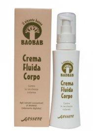 Crema Fluida Corpo al Baobab