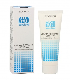 Crema Viso Idratante e Lenitiva - Aloe Base Sensitive