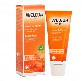 CREMA PER LE MANI ALL'OLIVELLO SPINOSO Tubetto 50 ml di Weleda