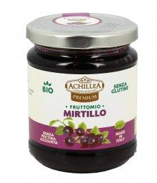 Crema di Frutta al Mirtillo Bio - FruttoMio