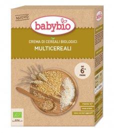 Crema di Cereali Bio - Multicereali