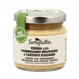 Crema con Parmigiano Reggiano e Tartufo Italiano