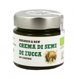 Crema di Semi di Zucca Raw