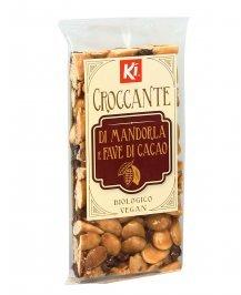Croccante di Mandorla e Fave di Cacao