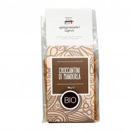 Croccantini di Mandorla Bio - Senza Glutine